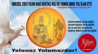 AABK, Hacı Bektaş Veli ve Yunus Emre için düzenleyeceği etkinliklerin startını verdi