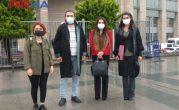 Hubyar Sultan AKD yöneticisi kadınlardan ırkçı doktor hakkında suç duyurusu-VİDEO