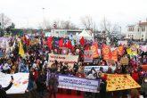 """Kadıköy'de bir araya gelen kadınlar: """" İsyanımızı büyütüyoruz"""""""