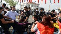 Sokaklar demokrasi isteyenlere yasak, ÖSO çetelerine serbest