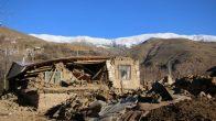 Depremde tüm evlerin yıkıldığı Çevrimtaş köylüleri yardım istiyor